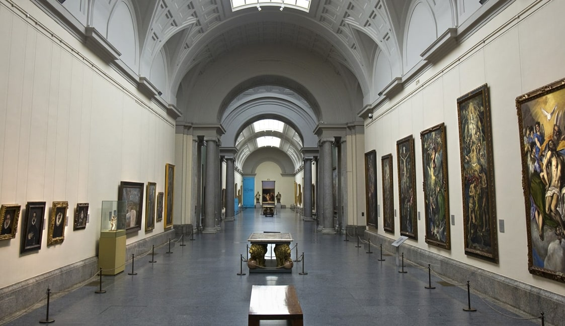 Licitaciones de obra en museos