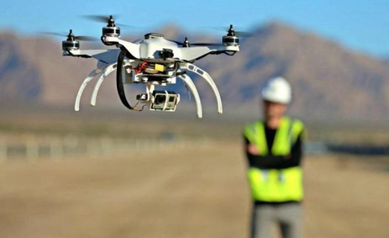 Reportajes videográficos mediante vuelo con DRON
