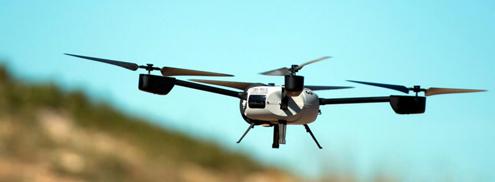 Vídeo reportaje mediante vuelo de drones